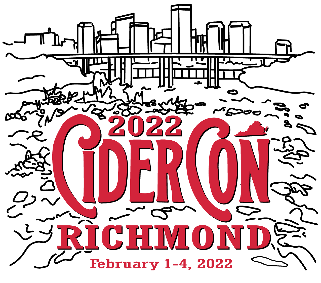 CiderCon 2022 T-Shirt FINAL_ with dates-01