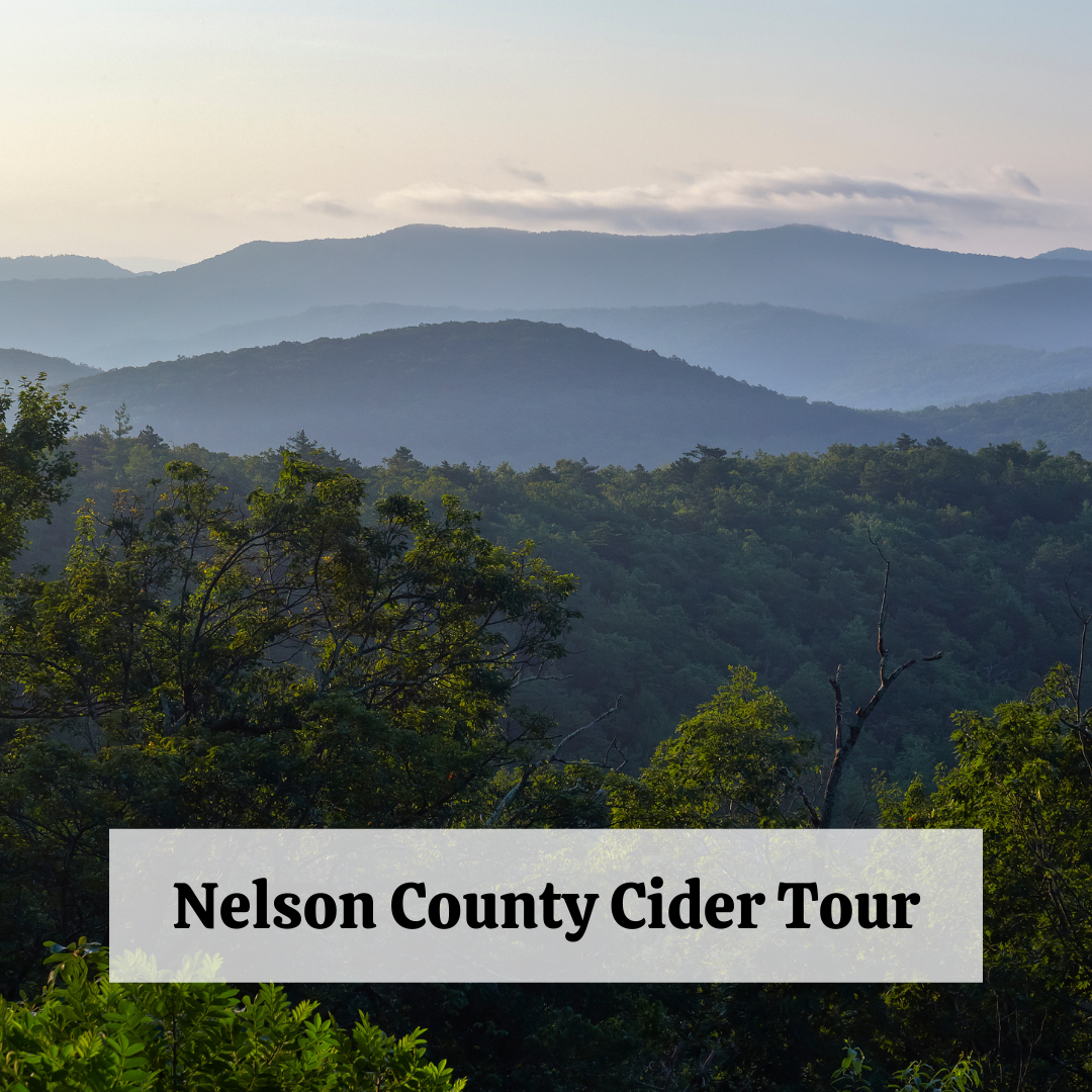Nelson County Cider Tour